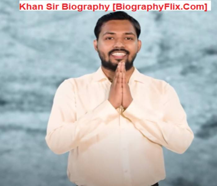 Khan Sir Biography | Wikipedia, Age, Wife, Father Name, Controversy & More